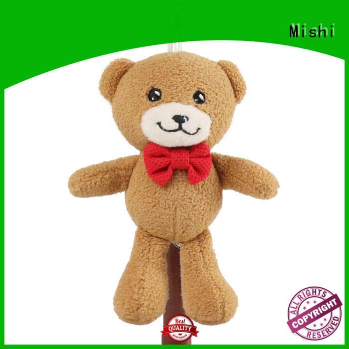 Mishi stuffed keychain company for gifts