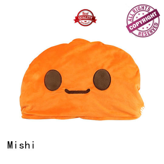 Mishi superior quality plush blanket wholesale company for gifts