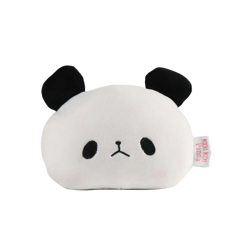 Soft Plush Panda Wallet Wholesale With Custom Logo