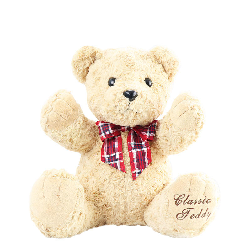 Soft Custom Plush Teddy Bear Toys Wholesale Supply
