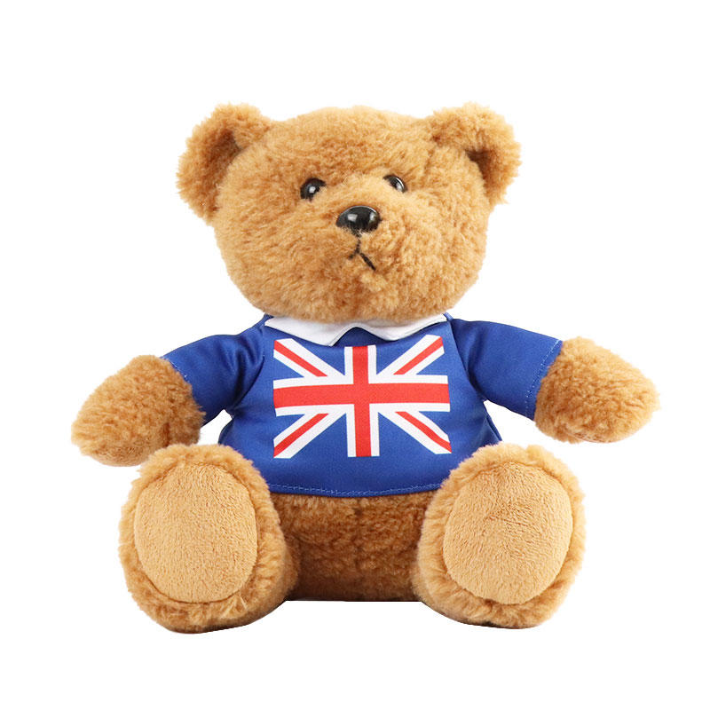 Wholesale Stuffed Teddy Bear Plush Toy With T Shirts