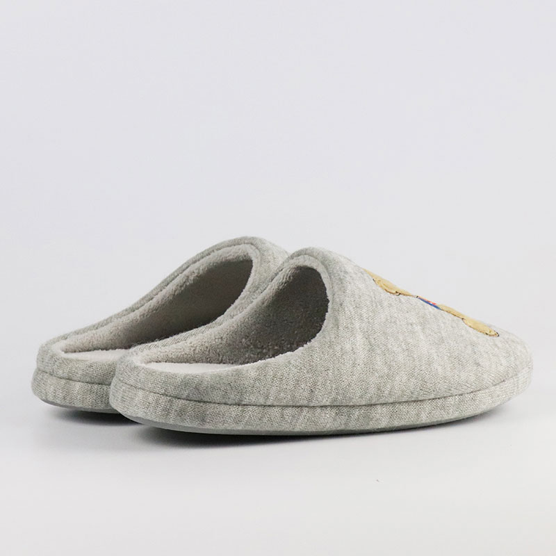 Mishi wholesale custom plush slipper supply for business-2