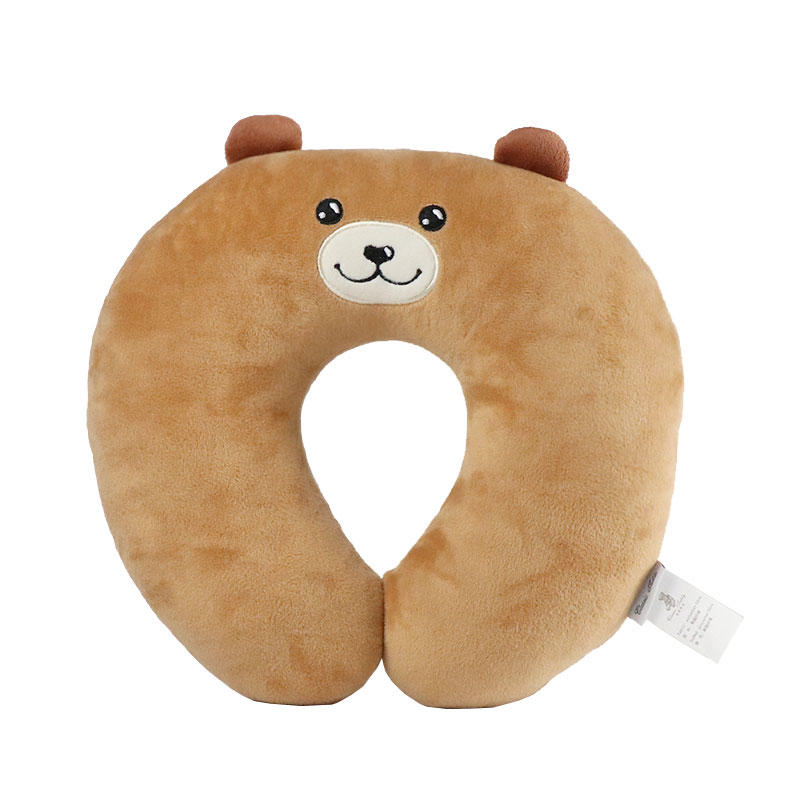 Custom Plush Neck Pillow Wholesale With Custom Logo
