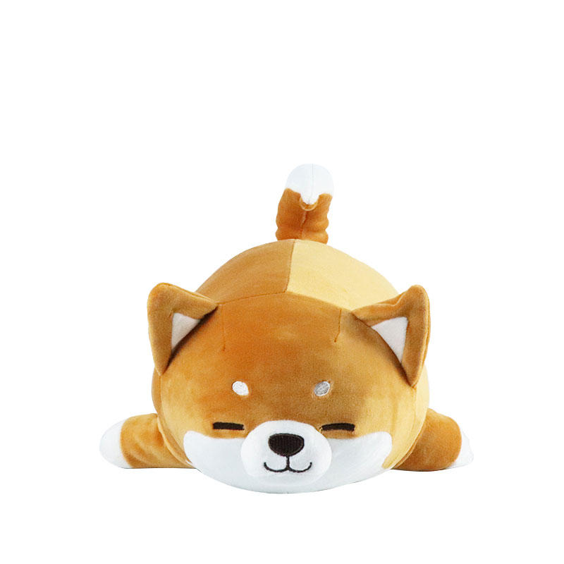 Stuffed Cartoon Shiba Inu Plush Toy Wholesale With Custom Logo
