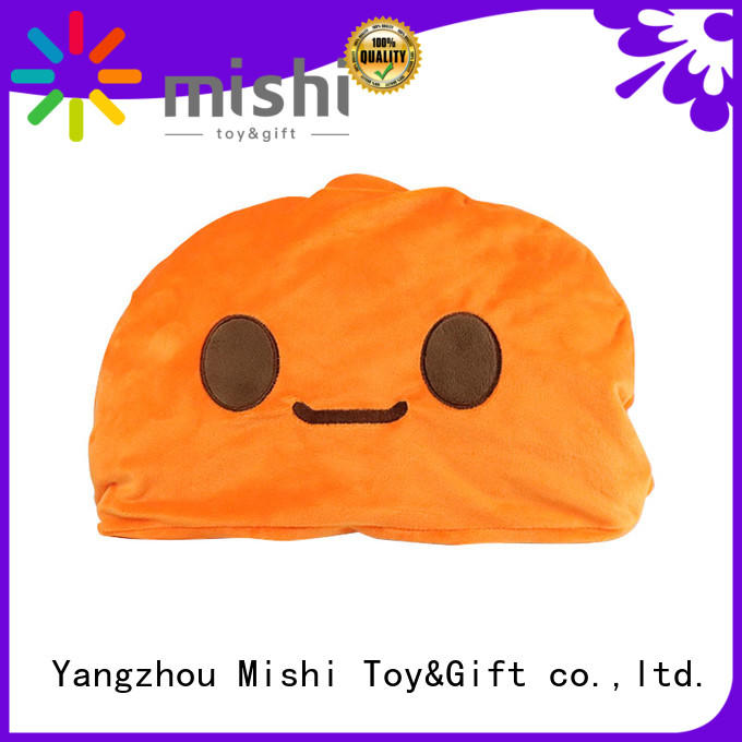 Mishi personalized plush blanket factory for living room
