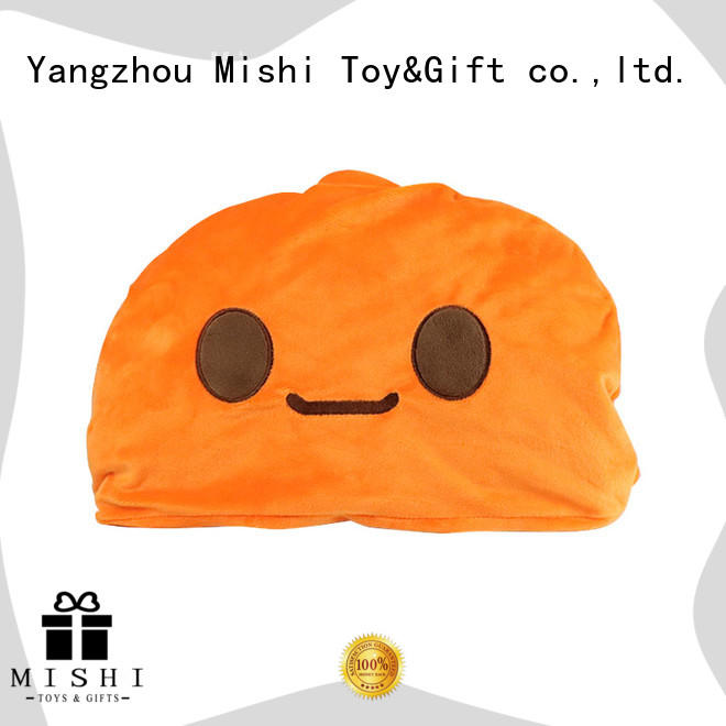 Mishi personalized plush blanket supply for home