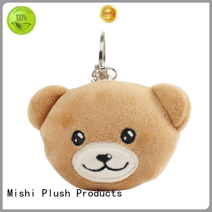 Mishi best plush keyring company for sale