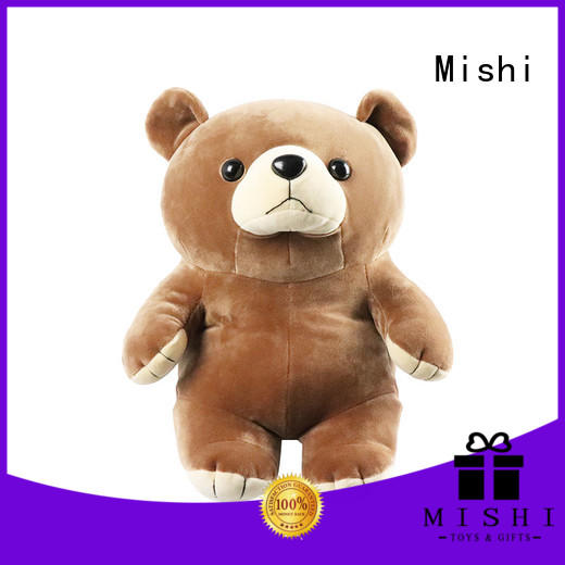 Mishi latest custom plush toy suppliers for business