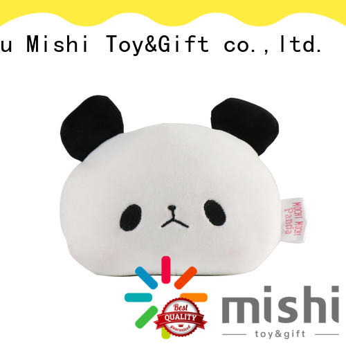 Mishi bear plush wallet suppliers for prasents