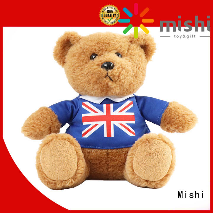 Mishi hippo cheap plush toys factory for business