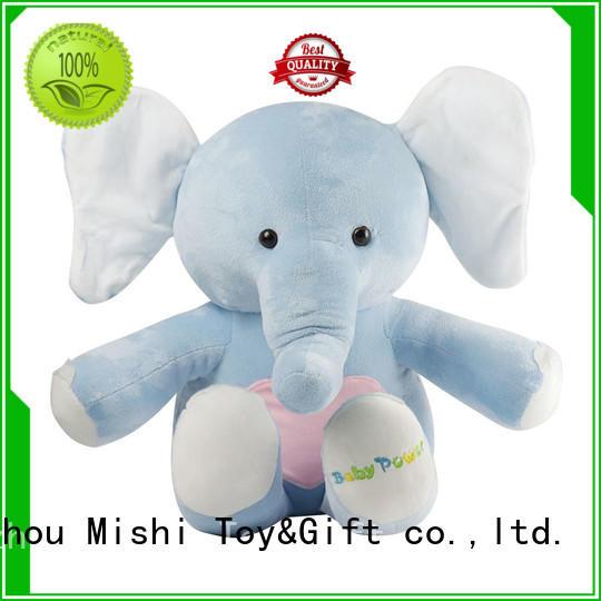Mishi hippo soft plush toys supply for kids