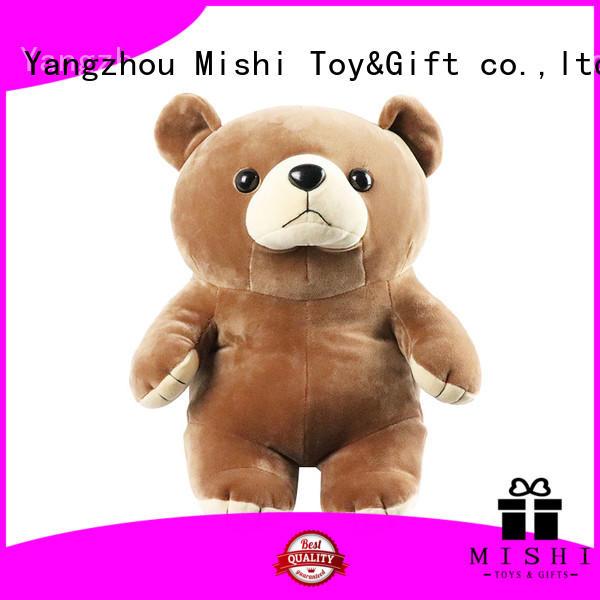 Mishi plush toys wholesale company for kids
