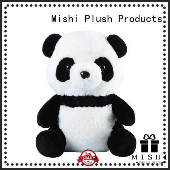 Mishi new funny plush toys factory for prasents