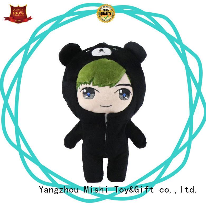 Mishi shiba inu cute plush toys supply for business