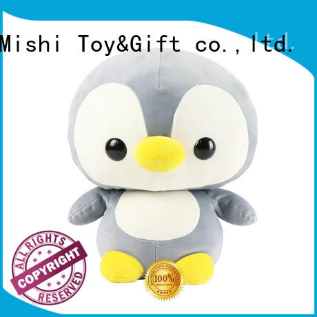 Mishi pendant soft plush toys with hoodies for gifts