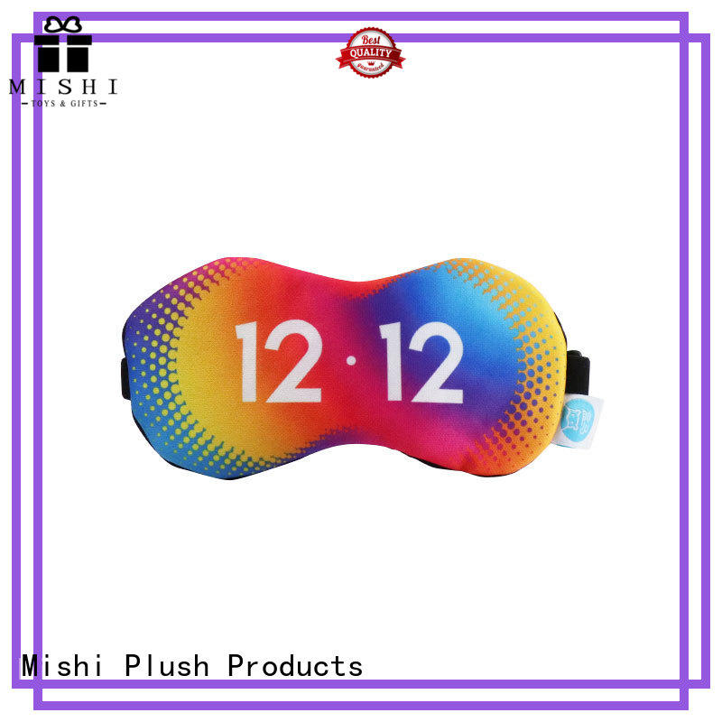 best personalised eye mask with custom printing for prasents