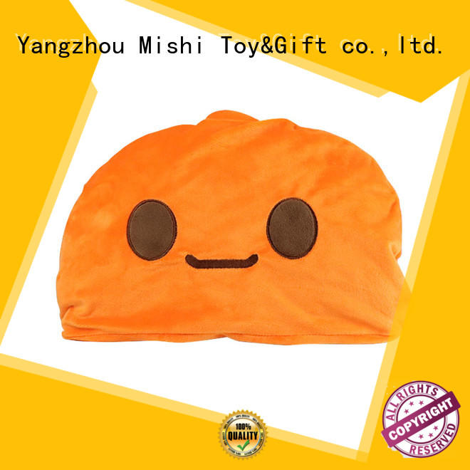 new plush blanket with logo for business