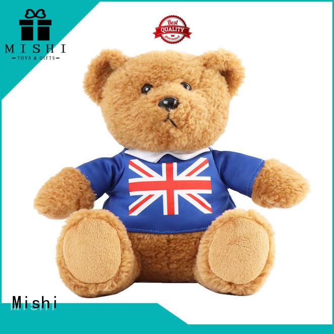 Mishi pendant custom plush toys supply for gifts