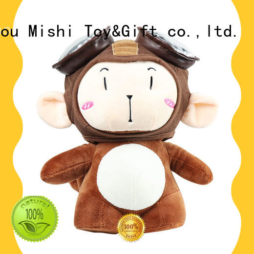 Mishi plush toys factory for sale