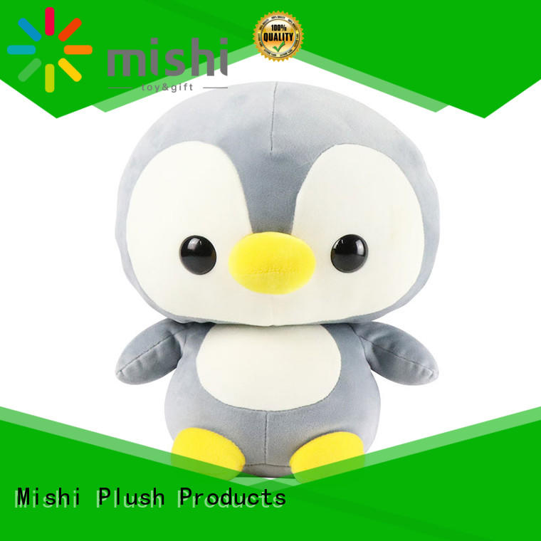 Mishi cute plush toys manufacturers for kids