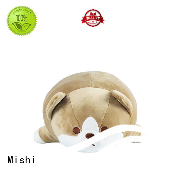 Mishi poodle best plush toys supply for kids