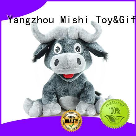 Mishi shiba inu custom plush toys factory for kids
