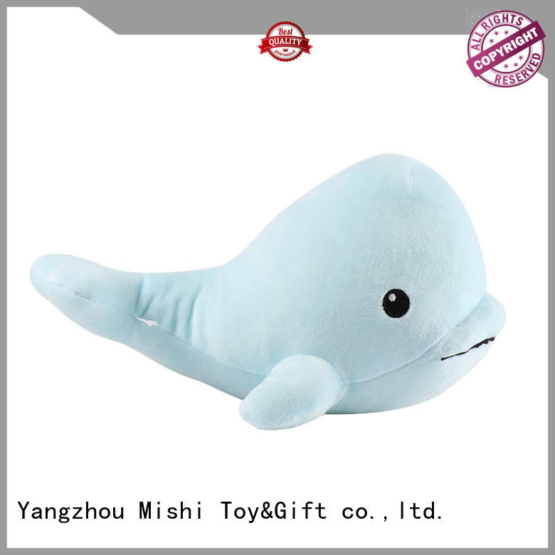 Mishi new unique plush toys with hoodies for business