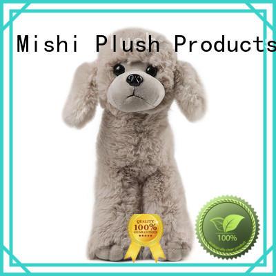 Mishi bulk plush toys manufacturers for kids