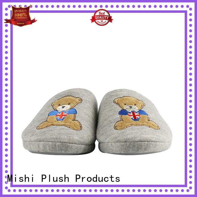 Mishi best plush slippers suppliers for gifts