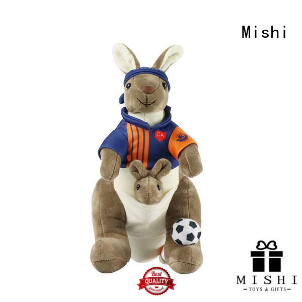 Mishi best plush toys factory for prasents