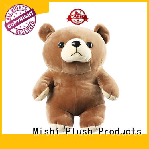 Mishi unique plush toys suppliers for sale