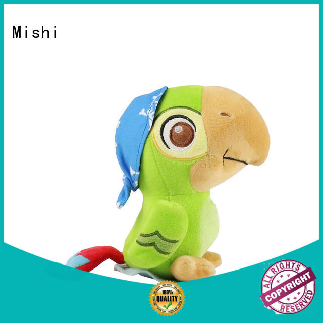Mishi kangaroo soft plush toys with t shirts for gifts