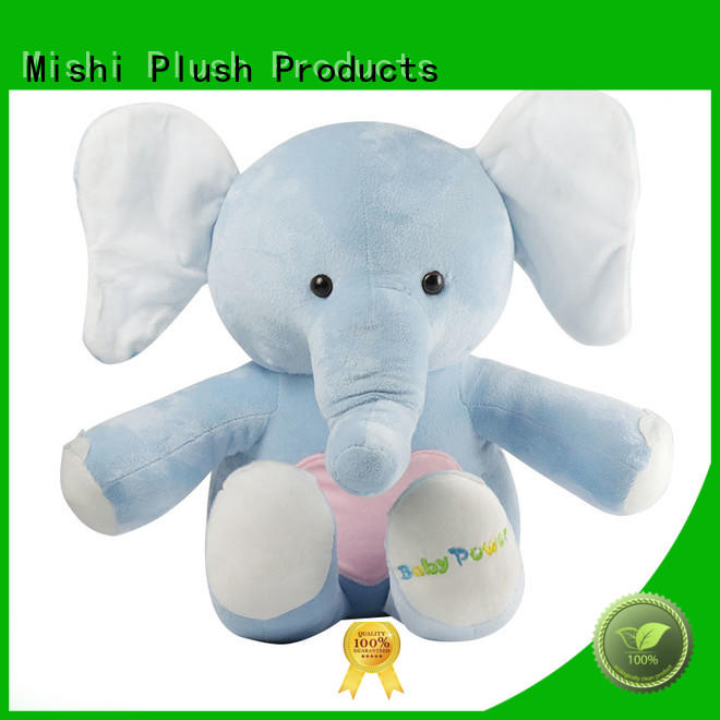 Mishi cheap plush toys manufacturers for kids