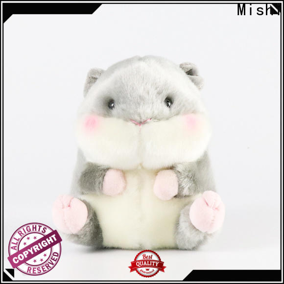 Mishi custom plush toy manufacturers for sale