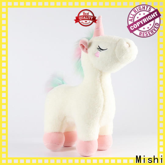 Mishi plush toy manufacturers supply for business