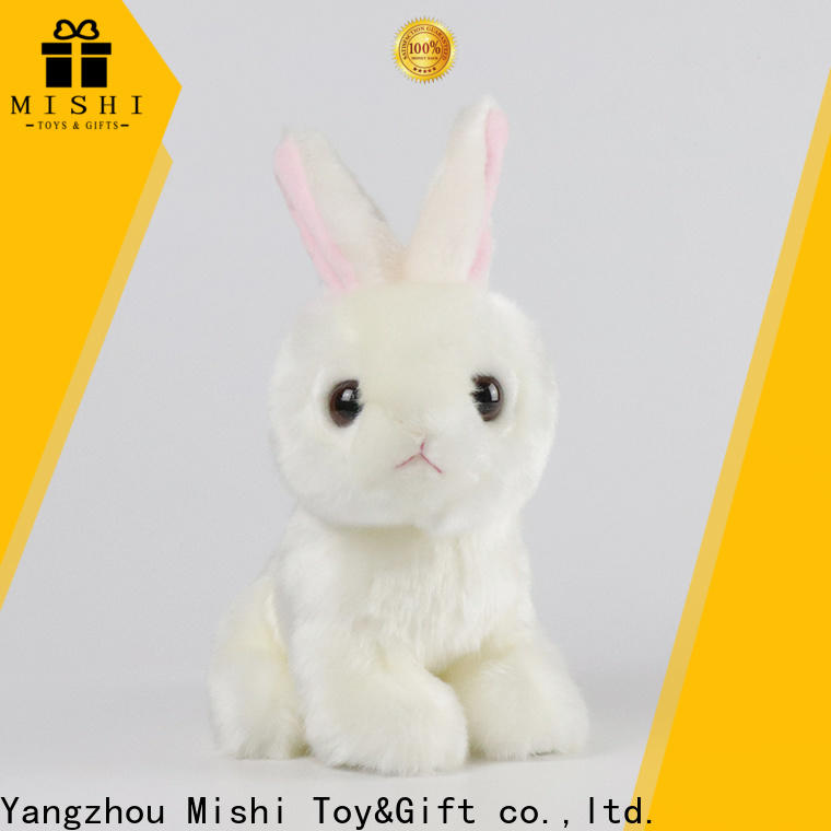 Mishi custom plush toy factory for sale