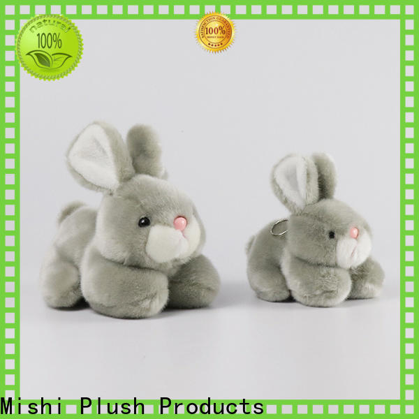 Mishi pendant plush toys with hoodies for gifts