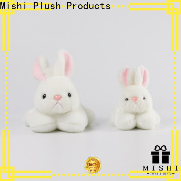 Mishi custom plush toy factory for kids