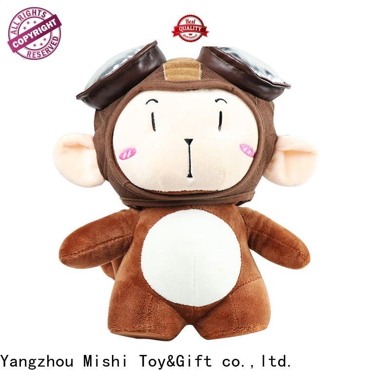 Mishi wholesale bulk plush toys manufacturers for kids