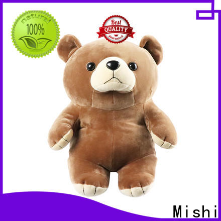 Mishi plush toys factory for presents