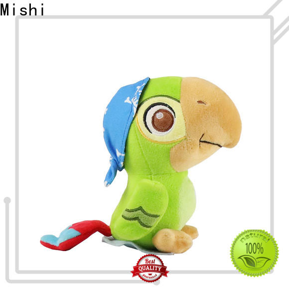 Mishi personalized plush toys manufacturers for sale