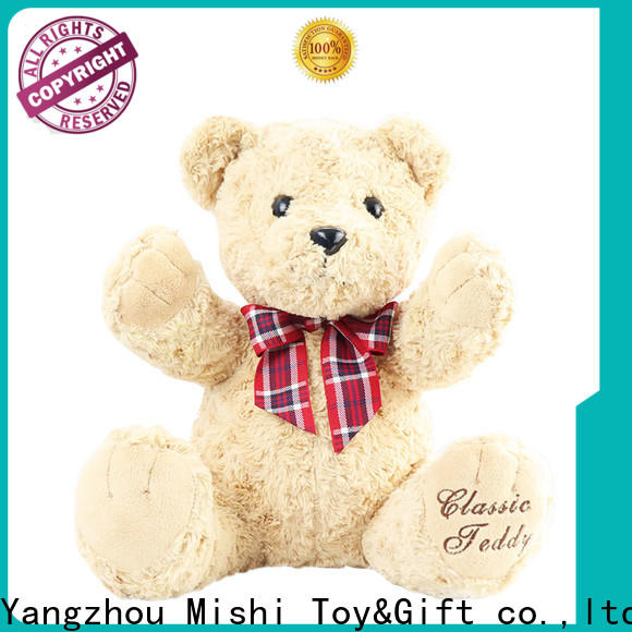 Mishi best plush toy manufacturers suppliers for business