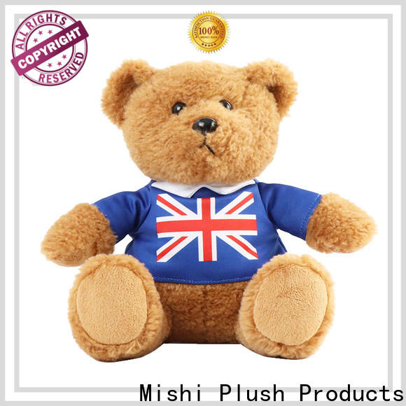 best soft plush toys with t shirts for business