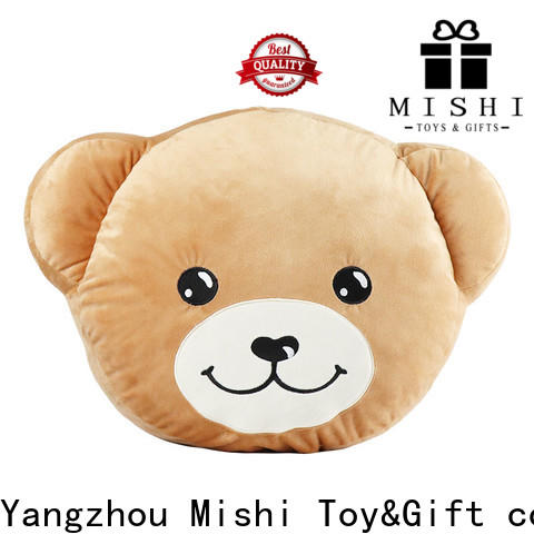 cartoon plush cushion covers company for gifts