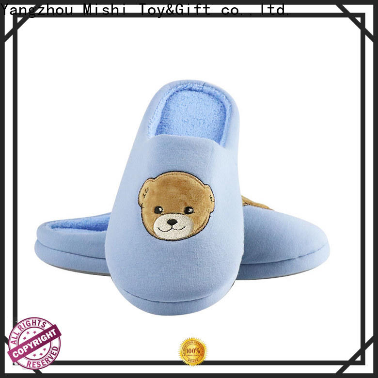 fast delivery best plush slippers company for sale