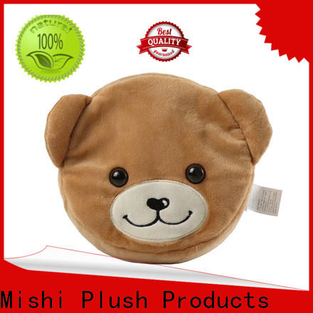 Mishi plush coin purse factory for sale