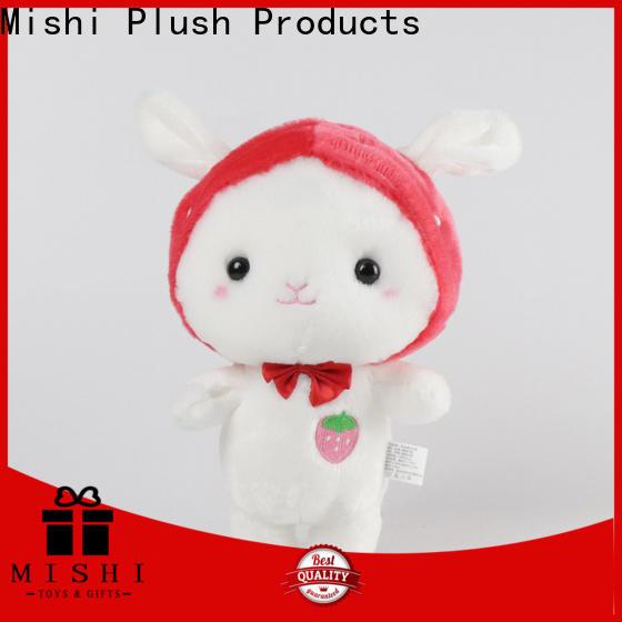 Mishi pendant custom plush toys manufacturers for presents
