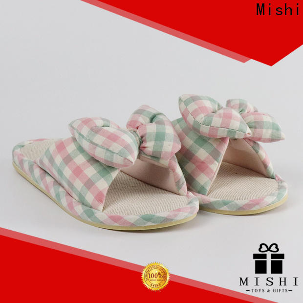 fast delivery plush slipper manufacturers for sale