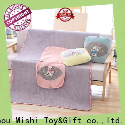 Mishi super soft plush blanket manufacturers for business