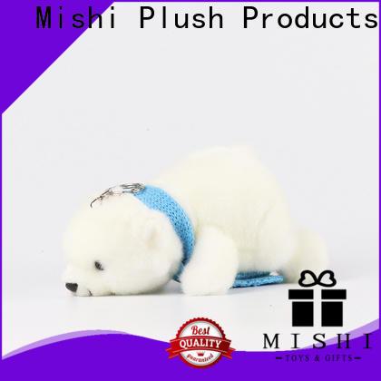 Mishi hippo plush toys wholesale with custom logo for business